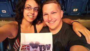 Steven attended Kenny Chesney With Special Guest Midland on Aug 10th 2017 via VetTix