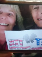 diana attended PBR: Built Ford Tough Invitational - Saturday on Jan 30th 2016 via VetTix