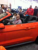 Scott attended 2016 Michigan International Auto Show - Tickets Good for Any One Day of Your Choice on Jan 28th 2016 via VetTix