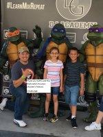 Adam attended The Mcdonald's Houston Children's Festival - Good for Saturday Only on Apr 23rd 2016 via VetTix