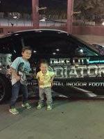 Myong attended Duke City Gladiators vs. Texas Revolution - Champions Indoor Football - Saturday on Apr 23rd 2016 via VetTix