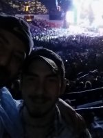 Chaim attended Brad Paisley - Crushin It Tour With Special Guest Eric Paslay and Cam on Feb 5th 2016 via VetTix