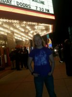 Catherine attended Blue October - Live in Concert on May 20th 2016 via VetTix
