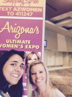 Kerri attended The Ultimate Womens Expo - Saturday Only on Apr 23rd 2016 via VetTix