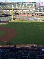 Paul attended Texas Rangers vs. Houston Astros - MLB on Apr 21st 2016 via VetTix
