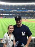 Steven attended New York Yankees vs. Tampa Bay Rays - MLB on Apr 22nd 2016 via VetTix