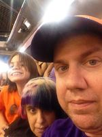 Anthony attended Phoenix Mercury vs. Dallas Wings - WNBA on Jun 18th 2016 via VetTix