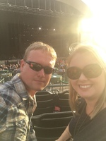 John attended Brantley Gilbert: Take It Outside Tour With Special Guest Justin Moorecolt Ford on Jul 24th 2016 via VetTix
