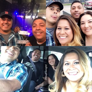 Manny attended Pitbull: the Bad Man Tour on Aug 18th 2016 via VetTix