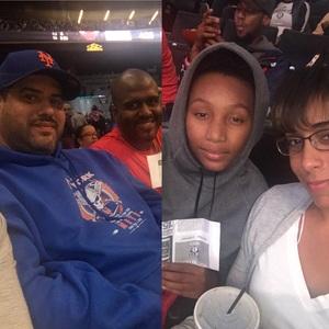 Yesenia attended Brooklyn Nets vs. Chicago Bulls - NBA on Oct 31st 2016 via VetTix