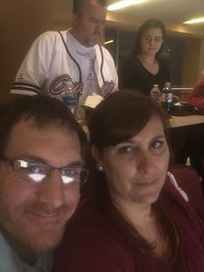 Ian attended Arizona Coyotes vs. Philadelphia Flyers - NHL - Opening Night on Oct 15th 2016 via VetTix