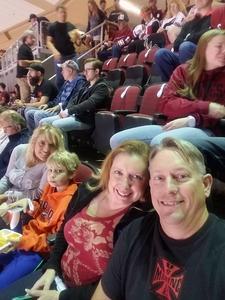 Douglas attended Arizona Coyotes vs. Philadelphia Flyers - NHL - Opening Night on Oct 15th 2016 via VetTix