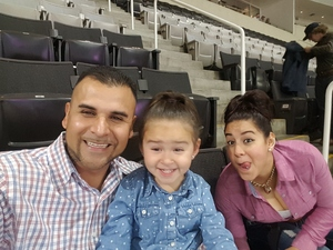 Luis attended PBR: Built Ford Tough Series on Oct 15th 2016 via VetTix