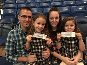 John attended Chris Young - Live in Concert on Dec 3rd 2016 via VetTix