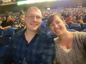 Joshua attended Chris Young - Live in Concert on Dec 3rd 2016 via VetTix