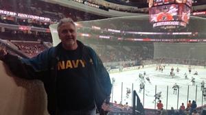Mark attended Philadelphia Flyers vs. Ottawa Senators - NHL on Nov 15th 2016 via VetTix