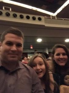Micah attended The Nutcracker - Performed by North Texas Youth Ballet on Dec 11th 2016 via VetTix