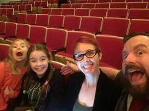 Chris attended The Nutcracker - Performed by North Texas Youth Ballet on Dec 11th 2016 via VetTix