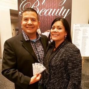 Luis attended The Nutcracker - Presented by Ballet San Antonio on Dec 1st 2016 via VetTix