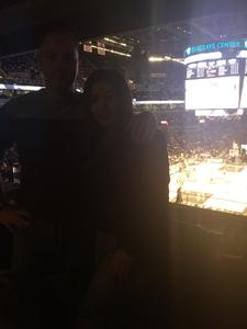 Jason attended Brooklyn Nets vs. New Orleans Pelicans - NBA on Jan 12th 2017 via VetTix