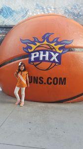 Armando attended Phoenix Suns vs. Denver Nuggets - NBA - Afternoon Game on Nov 27th 2016 via VetTix