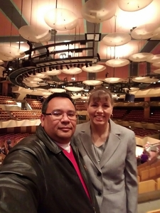 Ernest James attended All Beethoven Featuring Symphony No. 7 - Presented by the Colorado Symphony on Dec 3rd 2016 via VetTix