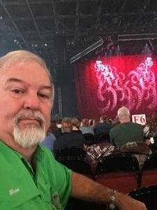 William attended Trans Siberian Orchestra - the Ghosts of Christmas Eve Tour on Dec 2nd 2016 via VetTix
