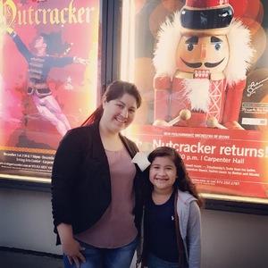 Mariela attended The Nutcracker - Performed by Ballet Ensemble of Texas on Dec 4th 2016 via VetTix