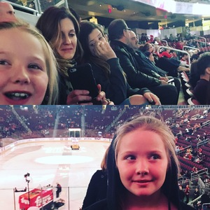 Brian attended Arizona Coyotes vs. Calgary Flames - NHL on Dec 19th 2016 via VetTix