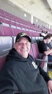 john attended Detroit Pistons vs. Atlanta Hawks - NBA on Jan 18th 2017 via VetTix