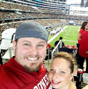 Allyson attended Cotton Bowl Classic - Western Michigan Broncos vs. Wisconsin Badgers - NCAA Football on Jan 2nd 2017 via VetTix