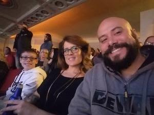 Daniel attended Invicta FC 21 - Anderson vs. Tweet - Presented by Invicta Fighting Championships - Womens Mixed Martial Arts on Jan 14th 2017 via VetTix