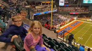 Robert attended Motel 6 Cactus Bowl - Baylor Bears vs. Boise State Broncos - NCAA Football on Dec 27th 2016 via VetTix