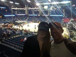 Jerry attended PBR - Chicago Invitational - Friday on Jan 13th 2017 via VetTix