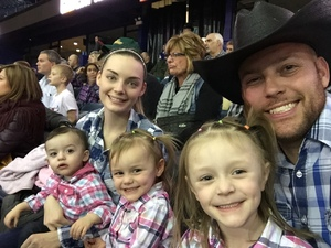Matt attended PBR - Chicago Invitational - Friday on Jan 13th 2017 via VetTix