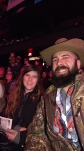 scott attended PBR - Chicago Invitational - Friday on Jan 13th 2017 via VetTix