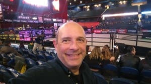 Glenn attended PBR - Chicago Invitational - Friday on Jan 13th 2017 via VetTix
