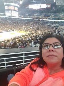 armelinda attended Phoenix Suns vs. Miami Heat - NBA on Jan 3rd 2017 via VetTix