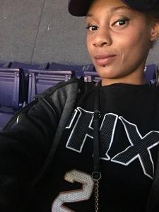 Kai attended Phoenix Suns vs. Miami Heat - NBA on Jan 3rd 2017 via VetTix