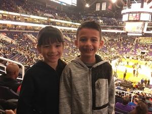 Alex attended Phoenix Suns vs. Miami Heat - NBA on Jan 3rd 2017 via VetTix