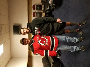 David attended New Jersey Devils vs. Washington Capitals - NHL -21 Squad Tickets! on Dec 31st 2016 via VetTix