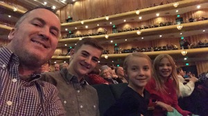 Mickey attended Tristan and Isolde - Presented by the Utah Symphony on Jan 14th 2017 via VetTix