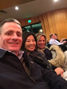 John attended Tristan and Isolde - Presented by the Utah Symphony on Jan 14th 2017 via VetTix