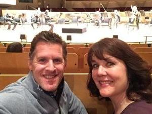 Greg attended Symphonic Firsts Conducted by Mark Wigglesworth - Presented by the Colorado Symphony on Jan 20th 2017 via VetTix