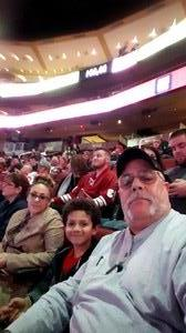 Stephen attended Arizona Coyotes vs. New York Islanders - NHL - All Tickets in Lower Level on Jan 7th 2017 via VetTix