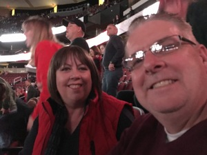 David attended Arizona Coyotes vs. New York Islanders - NHL - All Tickets in Lower Level on Jan 7th 2017 via VetTix