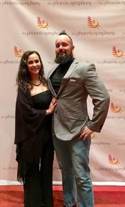 Brian attended Carmen, Falla and Granados - Friday on Jan 6th 2017 via VetTix