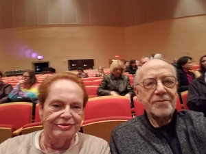 Jerry attended Bosendorfer Piano Competition on Jan 8th 2017 via VetTix
