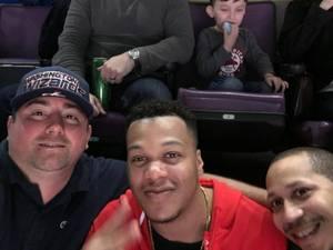 David attended Washington Wizards vs. Portland Trail Blazers - NBA on Jan 16th 2017 via VetTix