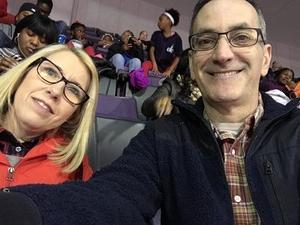 Steven attended Washington Wizards vs. Portland Trail Blazers - NBA on Jan 16th 2017 via VetTix
